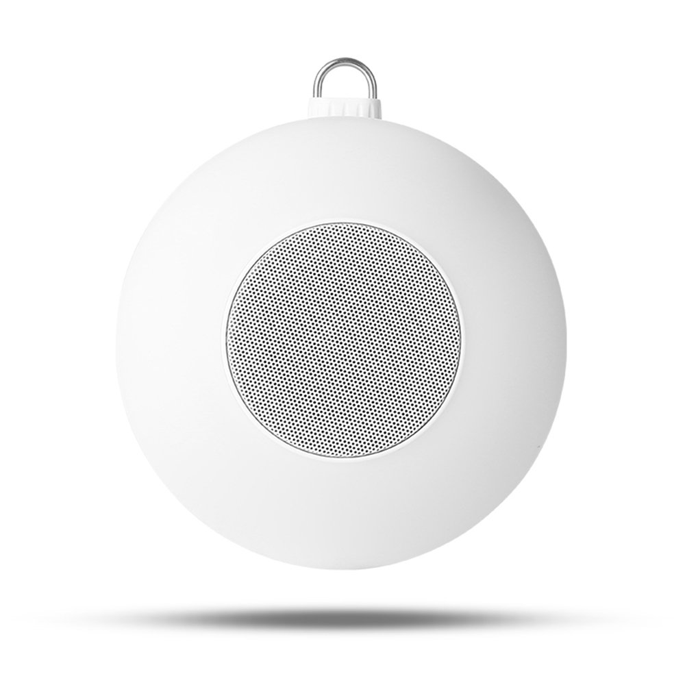 Outdoor Bluetooth Speaker with Night Light, Tent Lights ,Beauker Wireless Speaker with Touch Control Bedside Lamp Color LED,  Support TF Card and AUX In