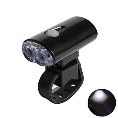 2017 Bicyclette Phares USB Rechargeable Cycling Lights LED Flashlight Nouveaux Produits,PhotoColor
