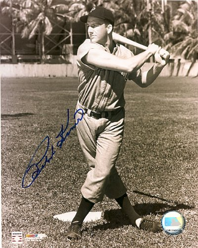 Autographed Ralph Kiner Pittsburgh Pirates Photo