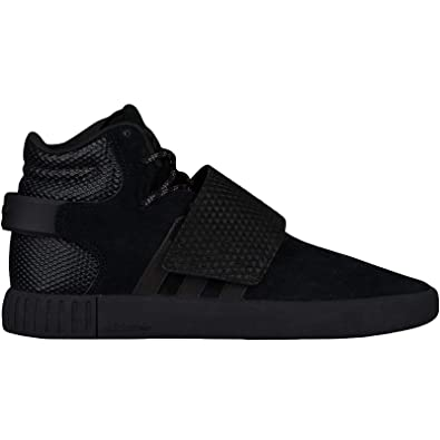 the latest 2b229 d991d adidas Originals Tubular Invader Strap BB5036 Blue Sneaker Schuhe Shoes  Mens  Amazon.fr  Sports et Loisirs