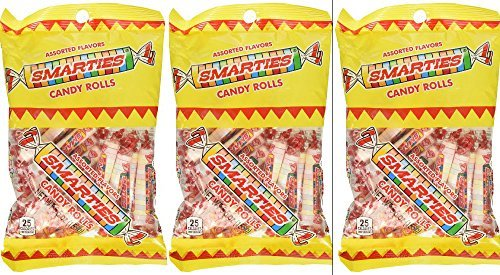 (Smarties Original: 5.5 oz (155 g) Bag (3 Pack))