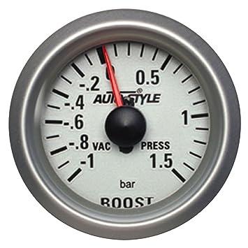 Auto-Style Turbo Medidor de presión