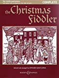 The Christmas Fiddler: Christmas Music from Europe and America. Violine (2 Violinen) und Klavier, Gitarre ad lib.. (Fiddler Collection)