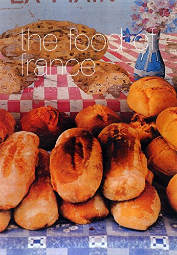 The Food of France gives you a real taste of a country that has one of the world's great cuisines. This book takes you on a culinary journey, from the restaurants of Lyon to the kitchens of Provence, with accompanying location photography. Each recip...