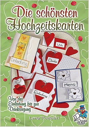 Podobri L Schonsten Hochzeitskarten 9783935997751 Amazon Com Books