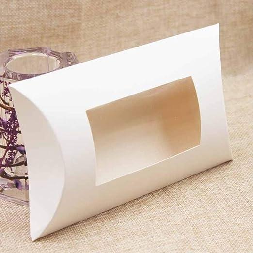 Caja Regalo Bonitas Para Caja De Regalo De Papel En Blanco De ...