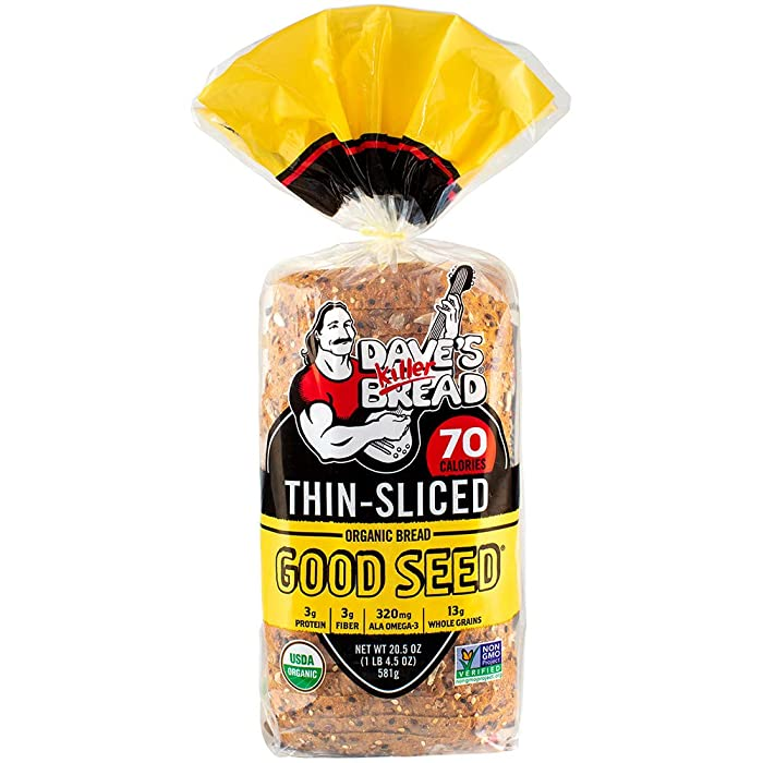 The Best Eureka Bread Seeds The Day