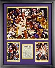 "Legends Never Die Kobe Bryant Collage Framed Photo Collage, 16"""