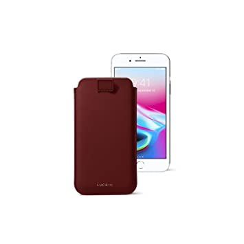 Amazon.com: Lucrin – iPhone 7/6/6S Ultra Slim Funda, carcasa ...