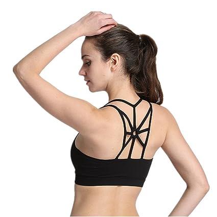 Comfort Bra Mujeres Niñas Yoga Sujetador Femenino Verano Espalda Correa Delgada Ropa Interior Sujetador Sleep In