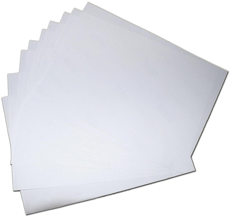 S&W Foglio A4di etichette adesive 1etichetta per foglio 100fogli 1scatola Imballaggio originale SW