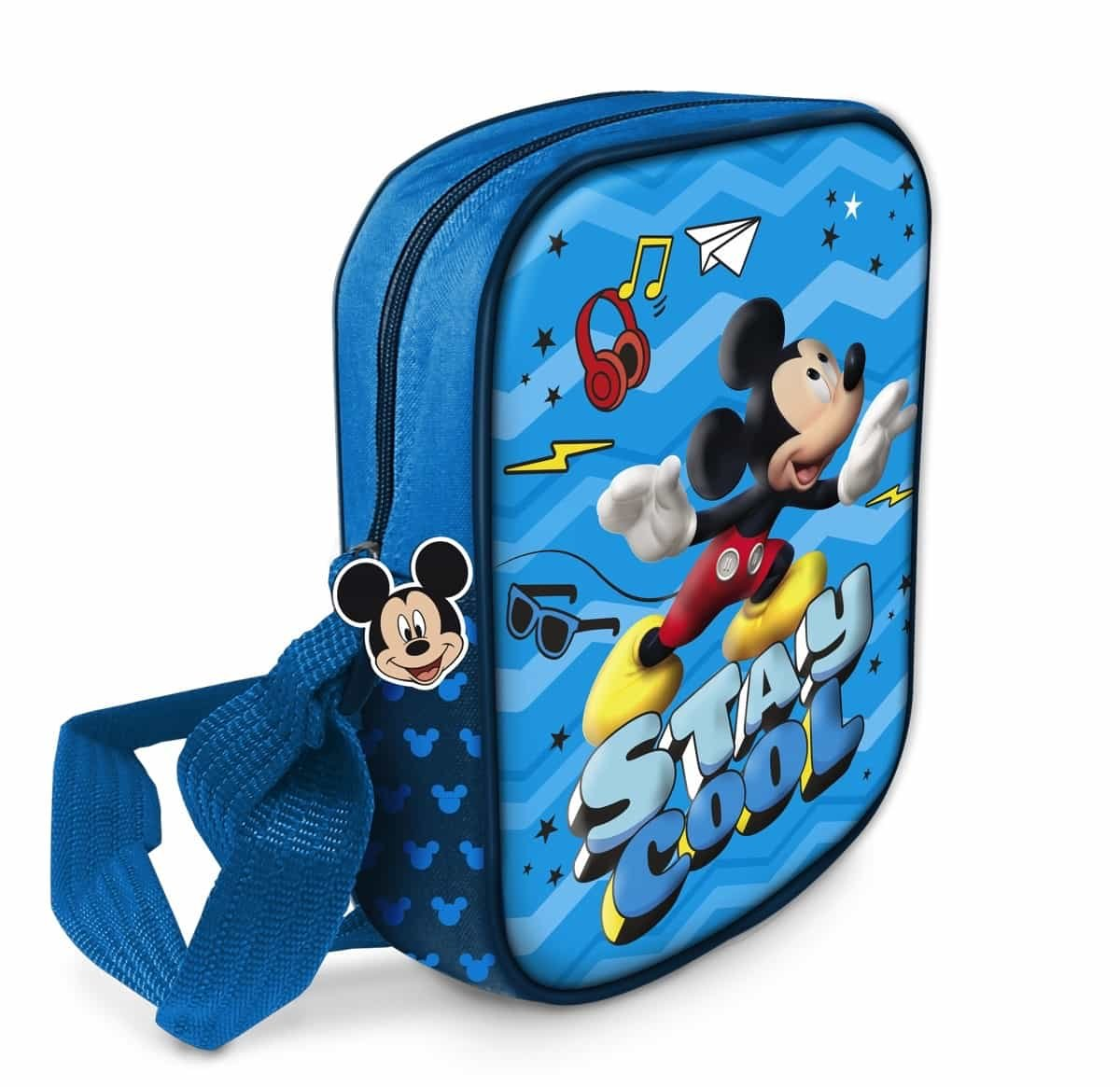 STAR Licensing Disney Michey Sac bandoulière, 20 cm, Multicolore 48552