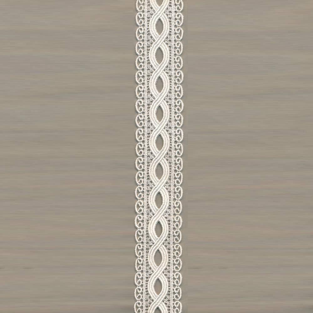 Cinta encaje guipur rayón | Bordada a máquina de alta calidad ...