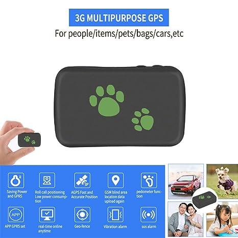 Amazon.com: Meet&Sunshine TK203 3G GPS Tracker,Chien Chat ...