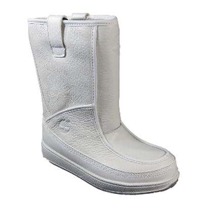 719dd165fbb14 Timberland Kids Mukluk Waterproof Pull On Boots - White TODDLER 11.5 ...