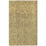 Living Comfort Faizah 5ft X 8ft Grey/Gold Casual