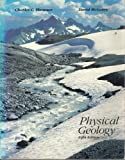 Physical Geology, Plummer, Charles and McGeary, David, 0697098273