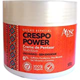 Creme de Pentear Nutritivo Crespo Power 500G, Apse Cosmetics