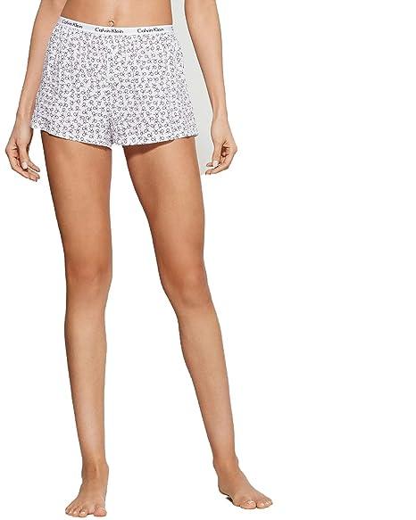 Amazon.com: Calvin Klein Carousel Sleep - Pantalones cortos ...