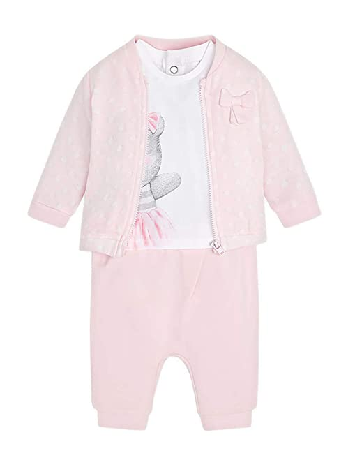 Mayoral 29-01812-011 - Chandal para bebé niña 6-9 Meses: Amazon.es ...