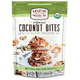 Creative Snacks Organic Coconut Bites with Chia, Sunflower and Pumpkin Seeds 14 oz