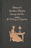 Diary of a Southern Refugee During the War, Annotated