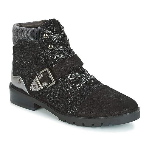 Et Sacs Femme Chaussures Zelle Mam Noirargent Yiala Boots qx6fwYZ