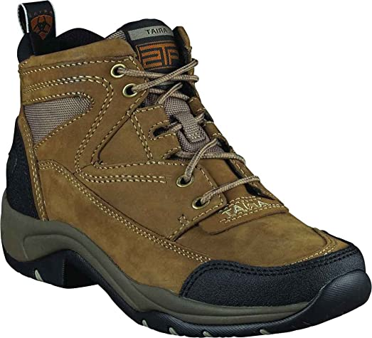 Women's Terrain Hiking Boots Taupe - 4 B(M) US