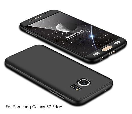 Funda Samsung Galaxy S7 Edge, JINCHANGWU Carcasa Samsung ...
