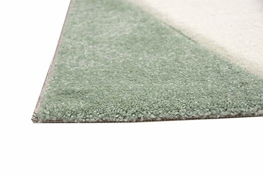 Tappeti Soggiorno Pelo Corto : Traum tappeto tappeto soggiorno in diamanti color turchese grigio