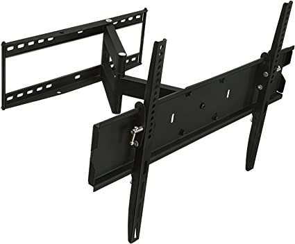 Full Motion TV Wall Mount for Samsung Vizio Sharp LG TCL 37 40 42 47 50 55 60 65