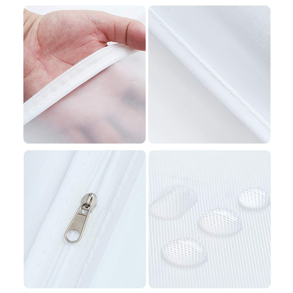 MyLifeUNIT Dust-Proof Suit Clothes Garment Bag Protector Cover (Child) by MyLifeUNIT (Image #3)