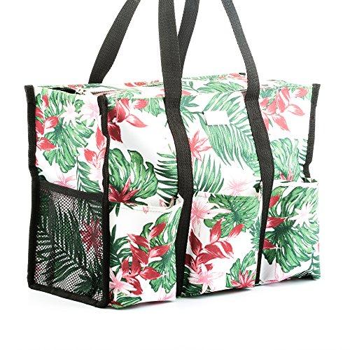 Pursetti Teacher Tote (Aloha) - Perfect Gift for Teacher'...