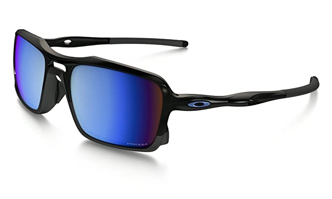 c63060a569 Image Unavailable. Image not available for. Colour  Oakley Triggerman  Sunglasses Cleaning Kit Bundle Polished Black   Prizm Deep Water Polarized