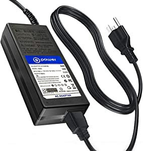 T-Power 19V 120W Ac Dc Adapter Charger Compatible with MSI GS Gaming Series GS60 PE Ghost GS70 PE Ghost Pro Series MSI Gt640 Gx620 Gx640 Gx660r Gx740 Ms163a CX62 6QD GE62 GE72 MSI AIO Ae2200 Power Supply