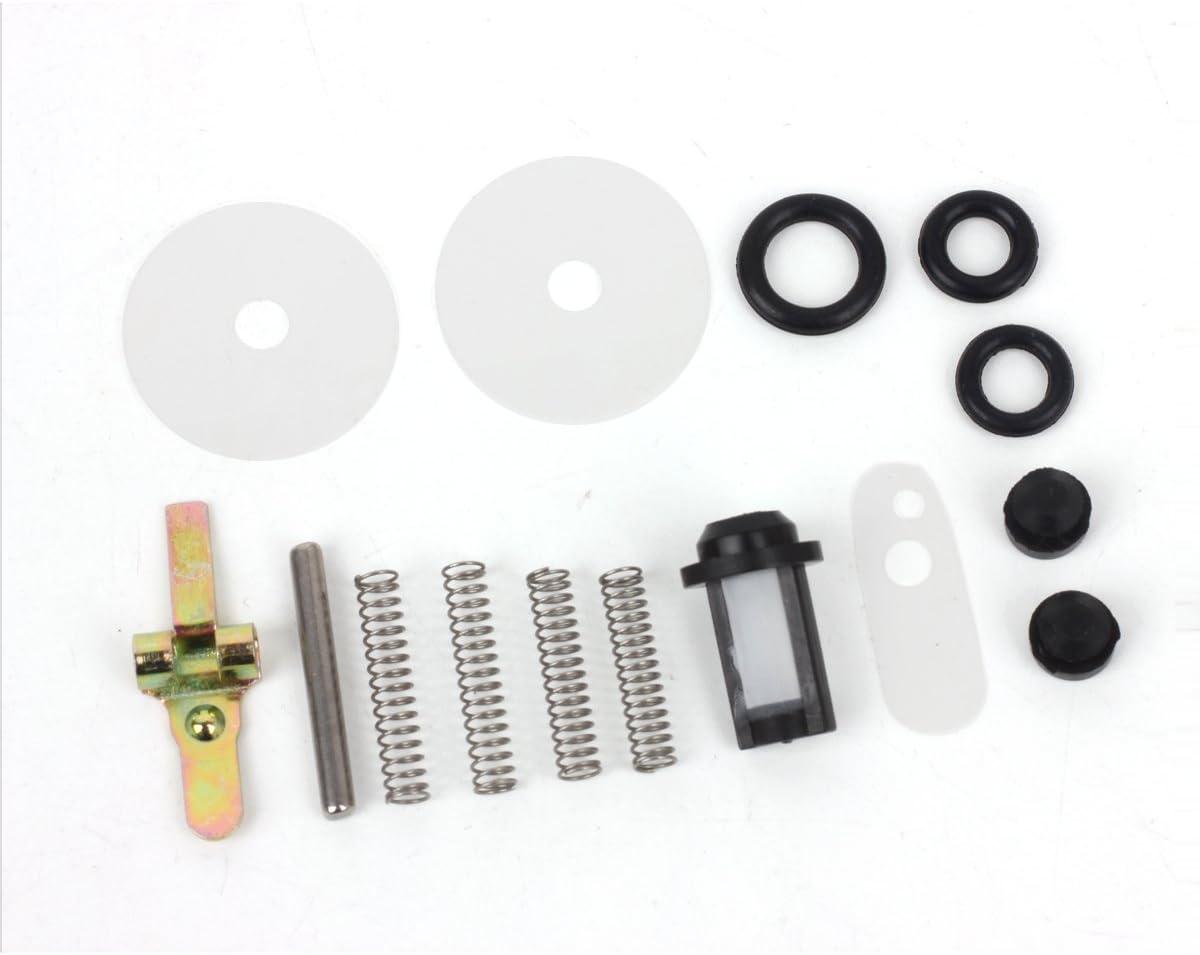 Wingsmoto Carburetor Carb Rebuild Kit for Seadoo Carb Mikuni XP SP SPI SPX GTX GTS GTI GS