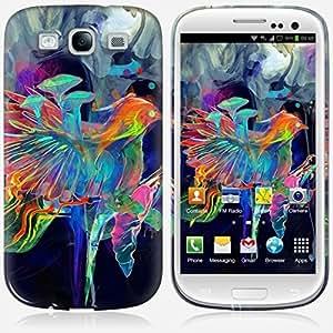 Galaxy S3 case - Skinkin - Original Design : Embrace by Archan Nair