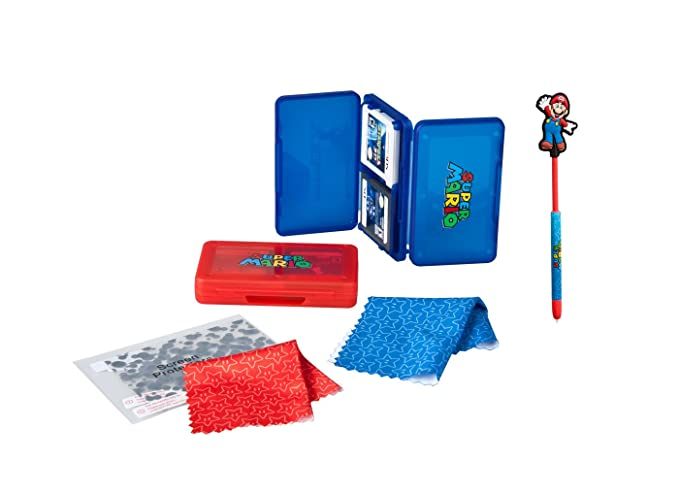 Super Mario Universal Clean And Protect Kit (Nintendo 3Ds Xl ...