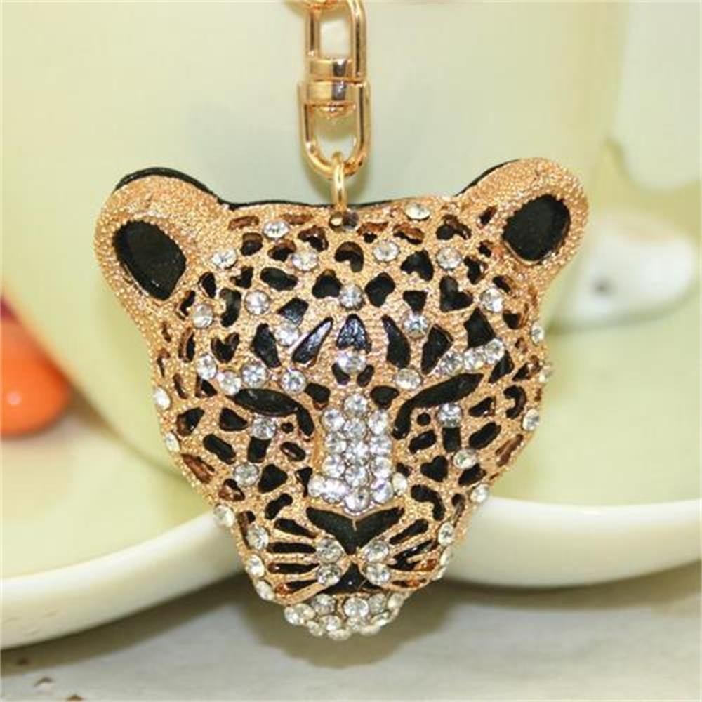 Leopard Bling Desk Accessories Hostgarcia
