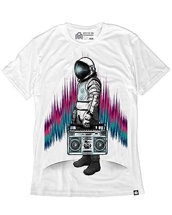 57e739a2460 Amazon.com: INTO THE AM Men's Casual Short Sleeve Graphic Tee Shirts ...