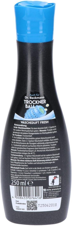 Dr. Beckmann Ropa Aroma Fresh, 250 ml: Amazon.es: Salud y cuidado ...