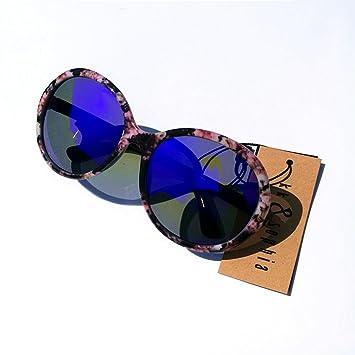 Sonnenbrille Damen Sonnenbrille Leopard Sonnenschirm,A2
