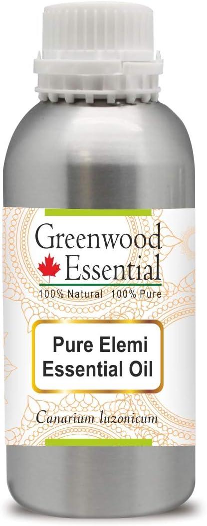 Greenwood Jacksonville Mall Max 46% OFF Essential Pure Elemi luzonicum Oil Canarium