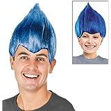 colorful Trolls Wig Troll Wig Treasure Trolls Wig Trolls Costume Troll Costume
