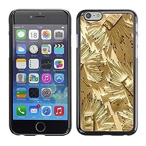 TopCaseStore / la caja del caucho duro de la cubierta de protección de la piel - Matches Art Fire Deep Meaning Metaphor - Apple iPhone 6 Plus 5.5