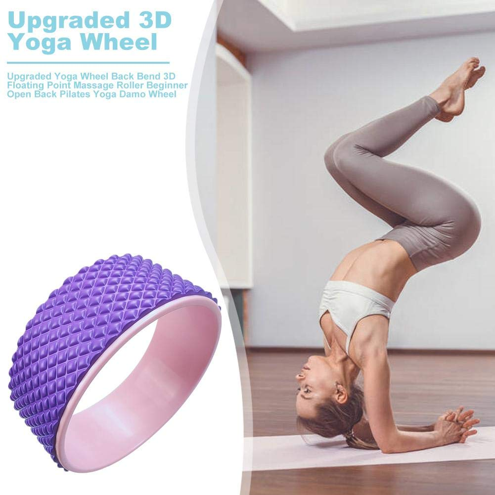 ahomi Yoga Pilates Rueda Cintura Forma Fitness Roller Back ...
