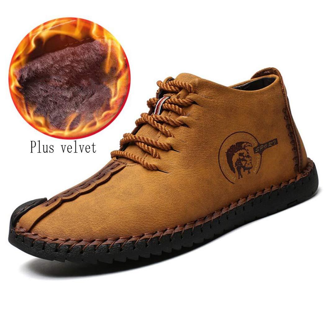 Zxcvb High Top Waterproof Outdoor Fell gefüttert Winter warme Schuhe Ankle Stiefelies für Männer Frauen