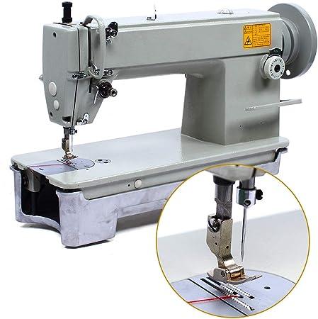 Opinión sobre Kaibrite Máquina de coser de brazo libre, automática, máquina de coser industrial Juki DDL 8700, costura rápida, 220 V, servomotor, para principiantes máquina de coser electrónica