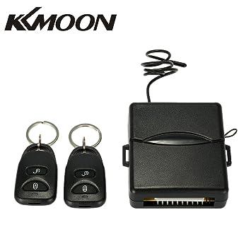 KKmoon Cerradura Central Remota de Coche para Sistema de Entrada ...