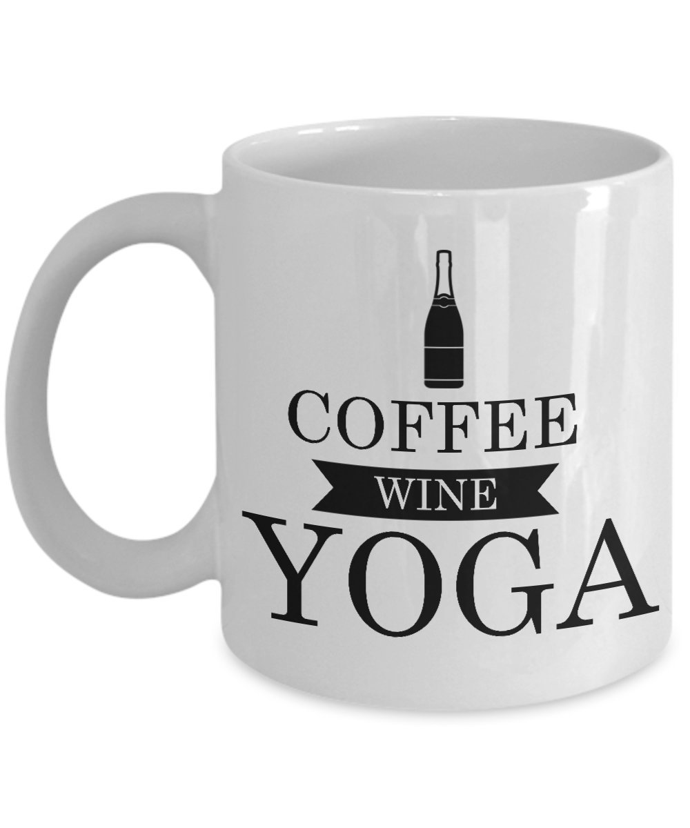 Amazon.com: Best Coffee Mug-Yoga Games Gifts Ideas for Men ...